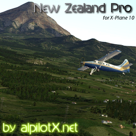 X-Plane 10 New Zealand Pro