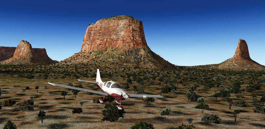 UHD Mesh Scenery v1 for X-Plane 10 released