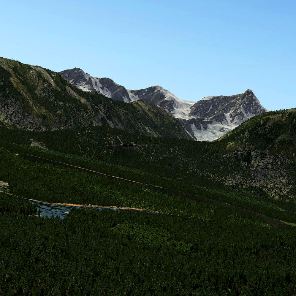 X-Plane 10 HD Mesh v2 CANADA – ANOTHER PREVIEW