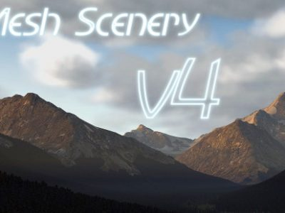 RELEASED: HD Mesh Scenery v4 for X-Plane 11