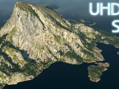RELEASED: UHD Mesh Scenery v4 for X-Plane 11